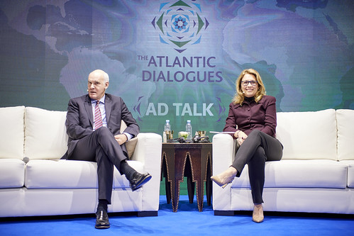 Atlantic Dialogues 2016 - AD Talk: 2030 Agenda for Humanity