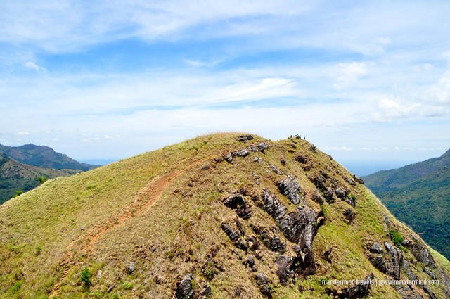 Adjacent Mountain to Little Adam's Peak