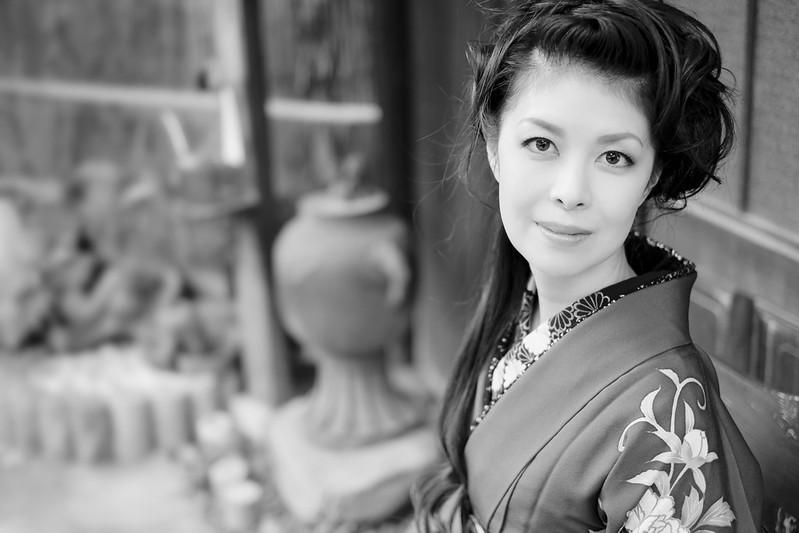 Portrait ( Cocoro Kusano )