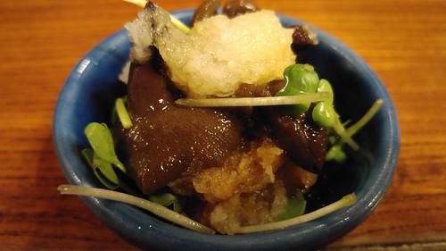 Japanese mushrooms - Kobayashi Soba Matsumoto