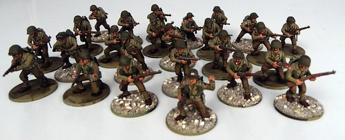 Bolt Action - US Rangers