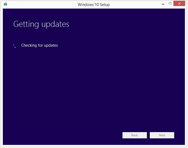 Frissítettem Windows 8.1 Enterprise-ról Windows 10 Enterprise-ra