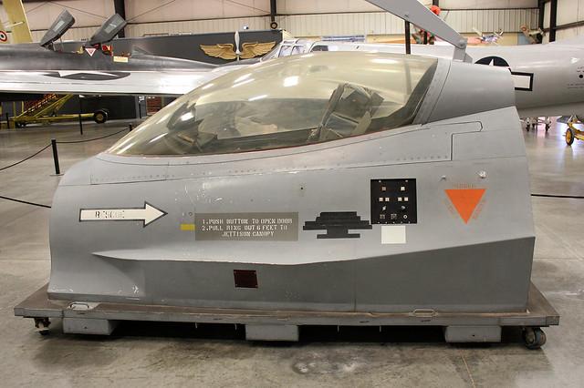 F-16 cockpit trainer
