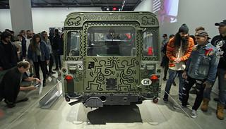 Keith Haring - Land Rover (7891)