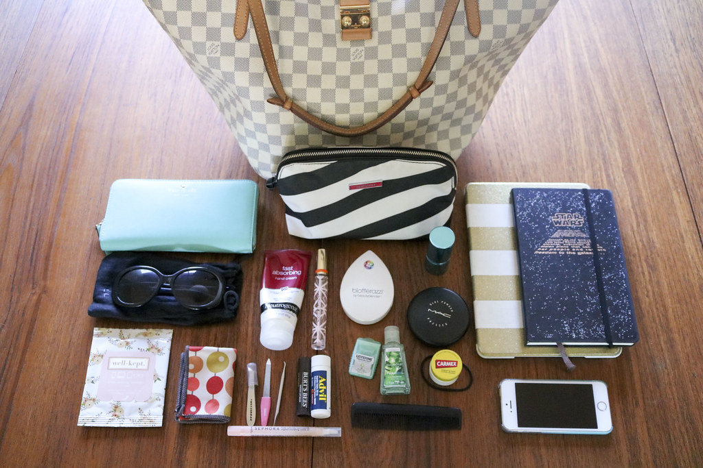 What's In My Bag - Fall 2015 #thelovelygeek