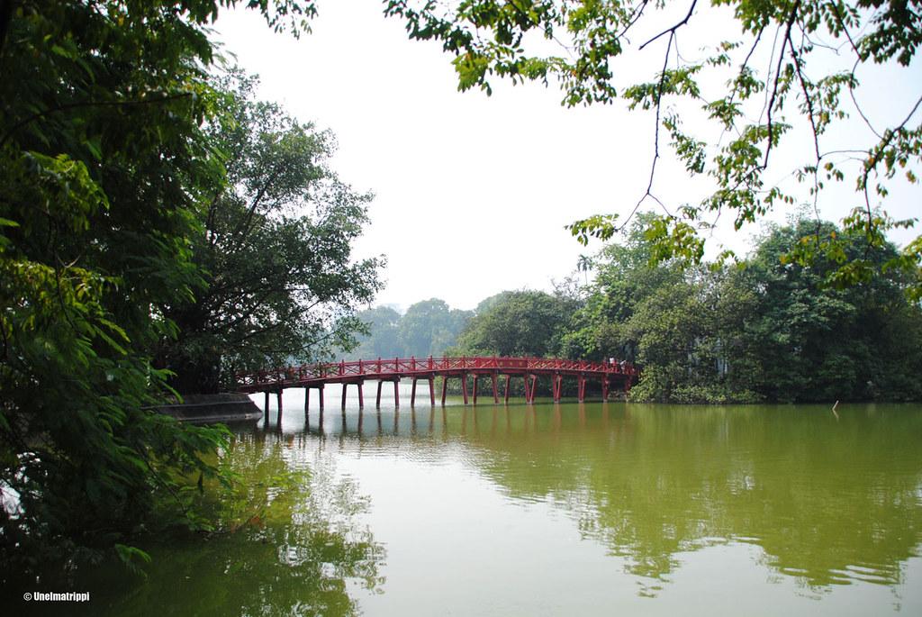 Huc-silta, Hanoi