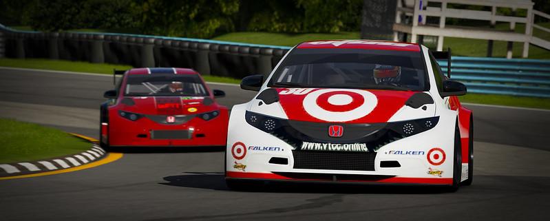 VTCC Spec Series 10 - #5 Zengo Motorsports Honda Civic WTCC 31056268853_f391d9d298_c