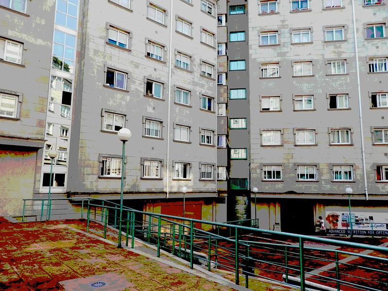Una urbanización (1)