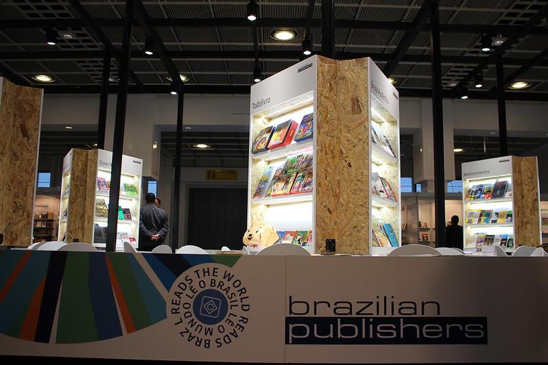 Brazilian Publishers - Frankfurt Buchmesse 2015