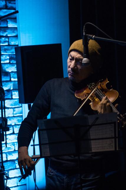 Satoko Fujii Quartet live at Cortez, Mito (Japan), 22 Dec 2016 -00157