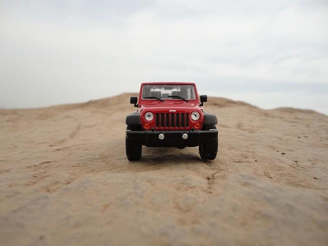 Jeep Wrangler Rubicon (2012) 1/43 (PCT - IXO)