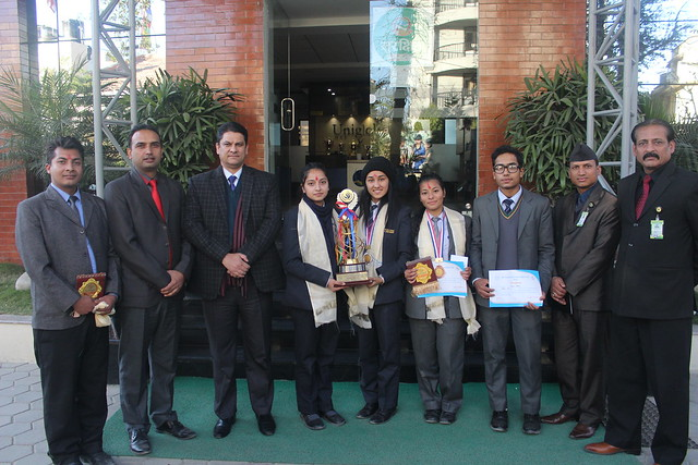 Speech Competition- Southwestern State College, KTM- 9th Dec 2016