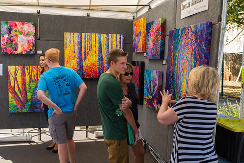 2015 Colorado Artfest at Castle Rock