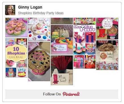 Shopkins Pinterest Board