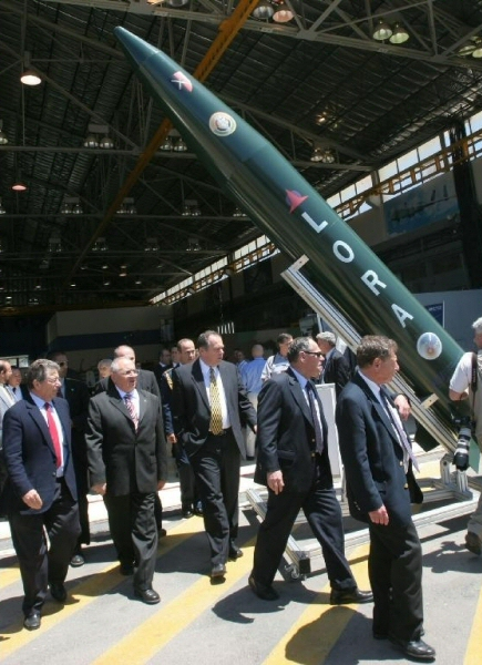 IAI-LORA-presented-to-turkish-defense-minister-2005-f-1