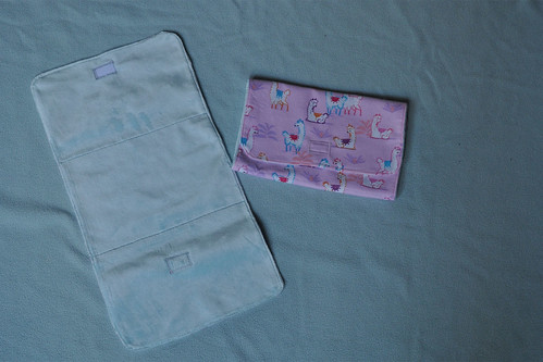 doll changing pad