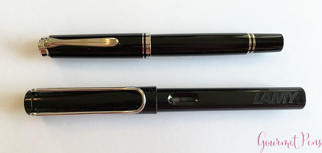 Review Pelikan Souveran M405 Fountain Pen - Fine @PenChalet 3