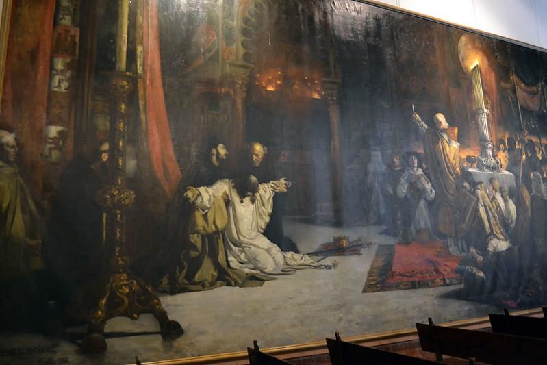 Las postrimerias de Fernando III El Santo