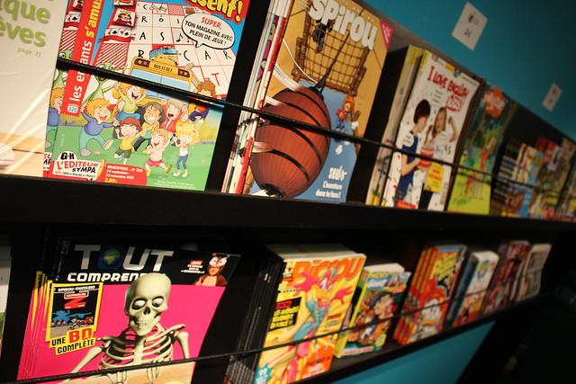 Presse Jeunesse - Salon du Livre et de la Presse Jeunesse (SLPJ) - Montreuil