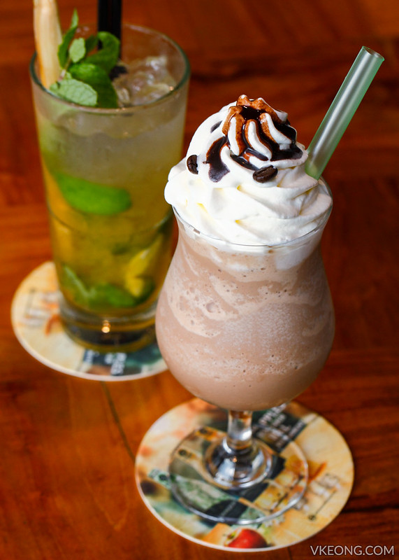 Souled Out Vienna Iced Coffee Mojito