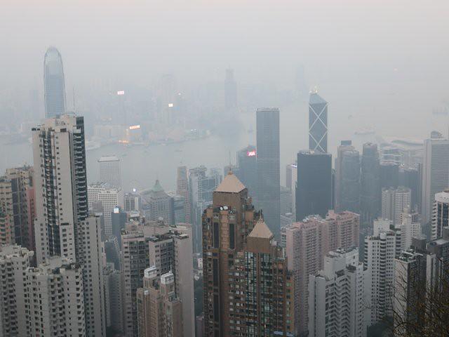 victoria harbour obiective turistice gratuite Hong Kong 8