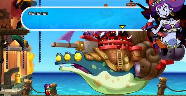 Shantae: Demi-Genie Hero