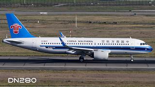 China Southern A320-271N msn 7129