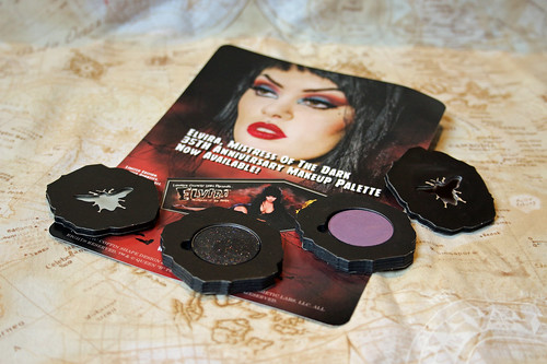 LunatiCK Cosmetic Labs eye shadows