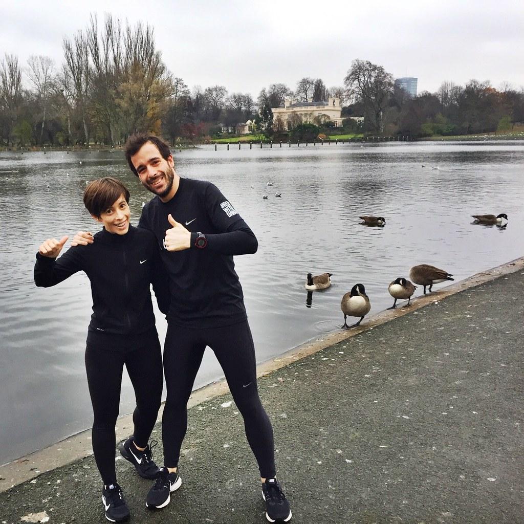 running in regent's park
