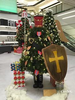 CIRCLEG 香港 尖沙咀 美麗華商場 TSIMSHATSUI  MIRA MALL 2016聖誕 遊記 聖誕 2016  (12)