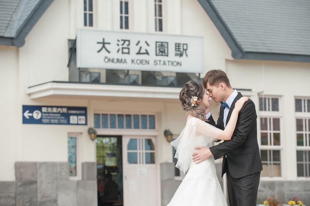 北海道楓葉婚紗,函館楓葉婚紗,大沼公園婚紗