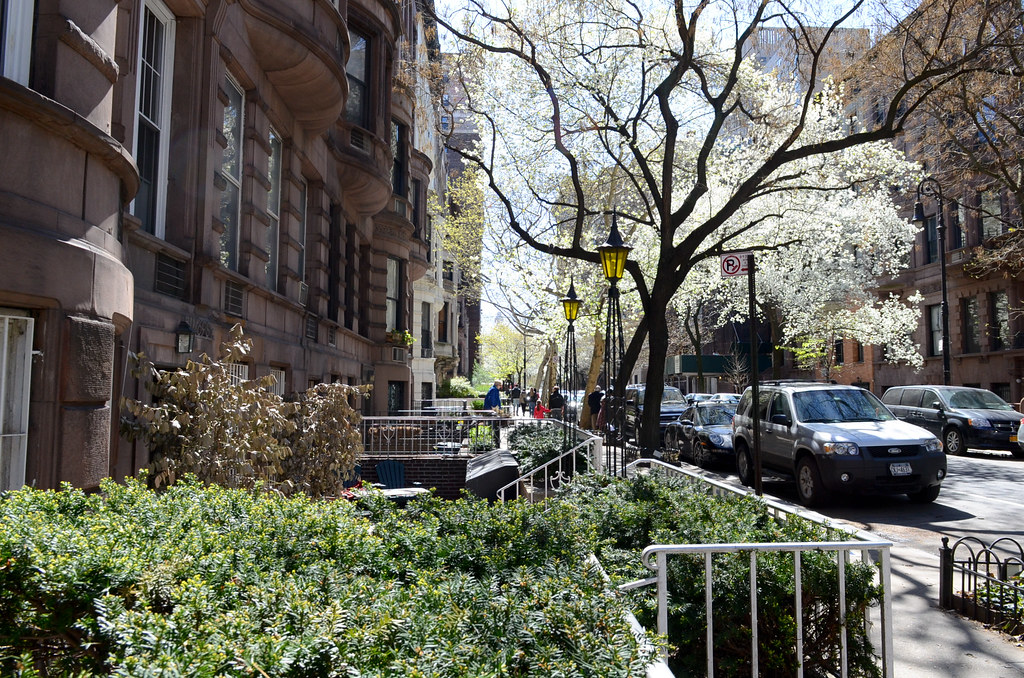 Le printemps à New York