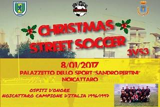 Noicattaro. Street Soccer front