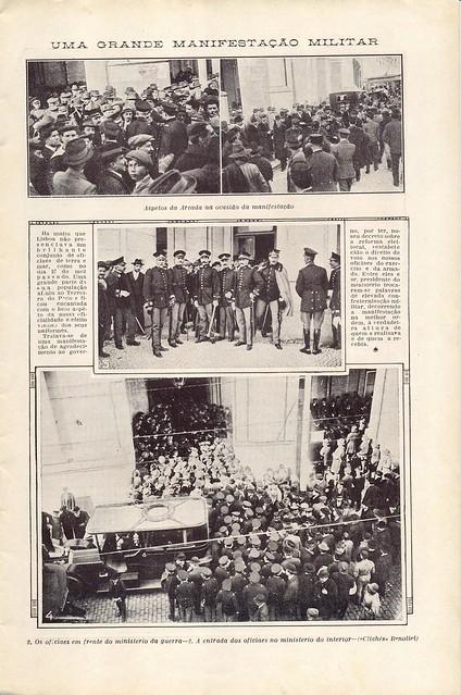 Ilustração Portugueza, nº472, 1915 - 6
