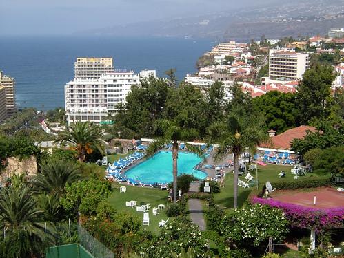 Hotel Miramar Puerto De La Cruz Tenerife