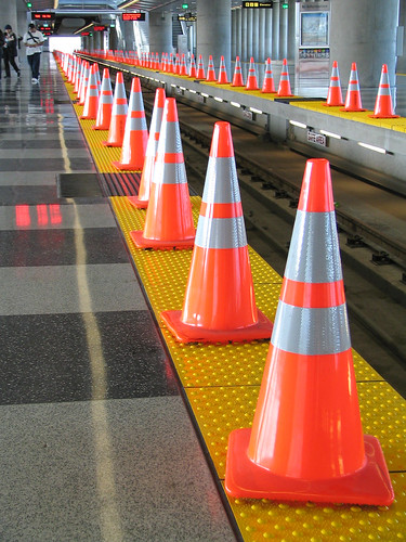 Safety Cones | by Peter Kaminski