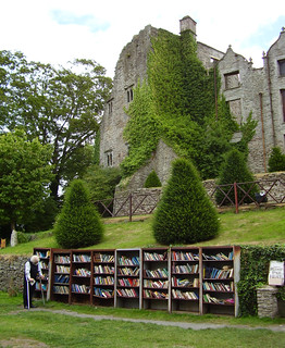books and castle | by Nufkin