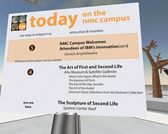 IBM On Campus | by NMC Second Life