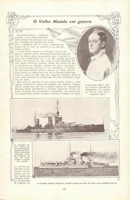 Ilustração Portugueza, No. 468, February 8 1915 - 10