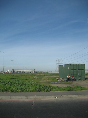 Waiting for Godot - Khayelitsha, South Africa