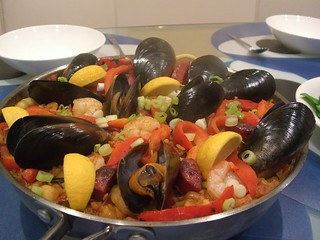Seafood Paella | by avlxyz