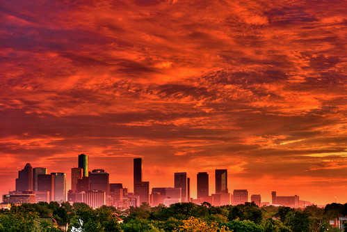 Apocalypse Houston | by J-a-x