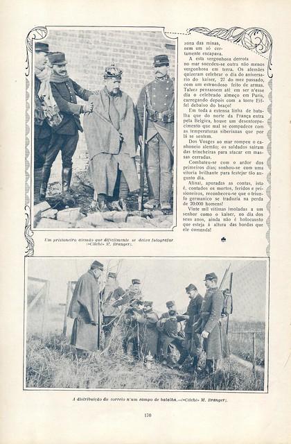 Ilustração Portugueza, No. 468, February 8 1915 - 11
