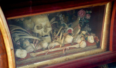 The Bones of St. Adalbert - detail | by Curious Expeditions