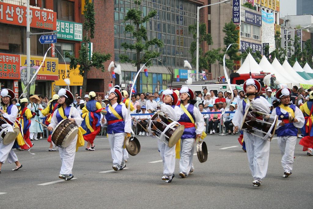 부평풍물대축제 Festival