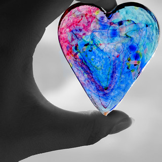 Glass Heart | by Kirsty Andrews
