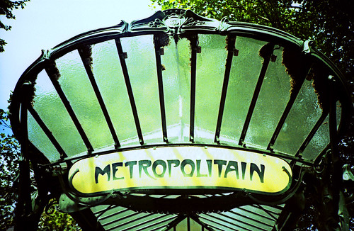 Metropolitain. | by Trapac
