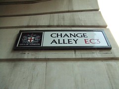 Change Allley sign | by Matt From London
