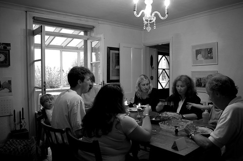 207/365 The Family Meal | cwd337 Photo Essay: The Family ...