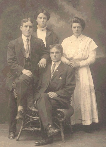 Old Davis Family Photos